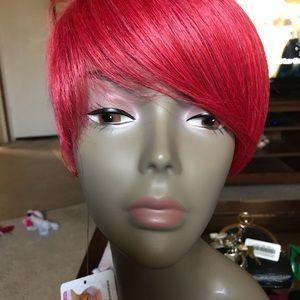 Other - Harlem 125 Pastel wig Red/light pink/ burg pretty